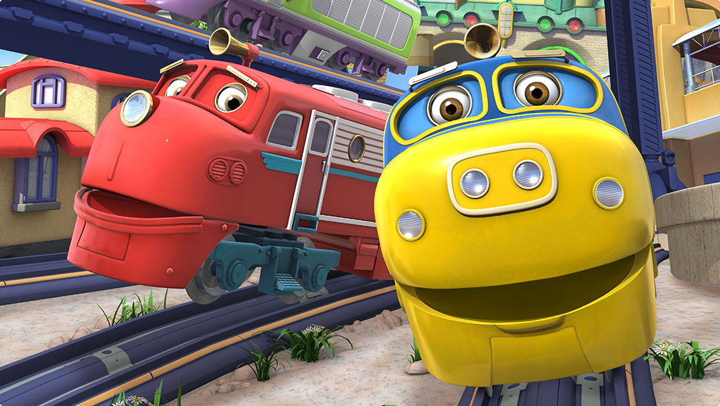 CG TV Series Chuggington